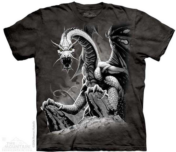 The Mountain Black Dragon T-Shirt