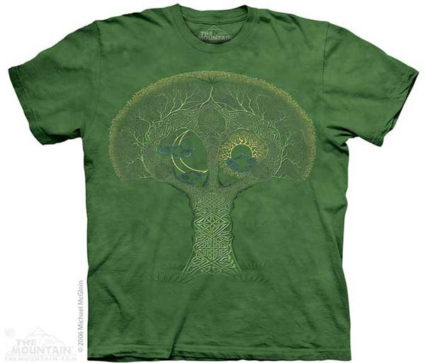 The Mountain Celtic Roots T-Shirt