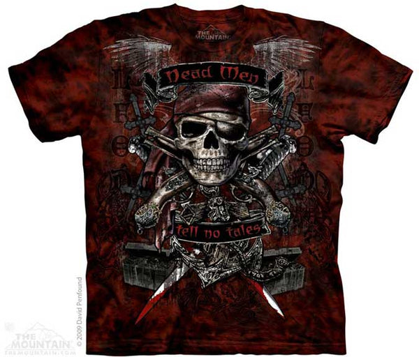 The Mountain Dead Men T-Shirt