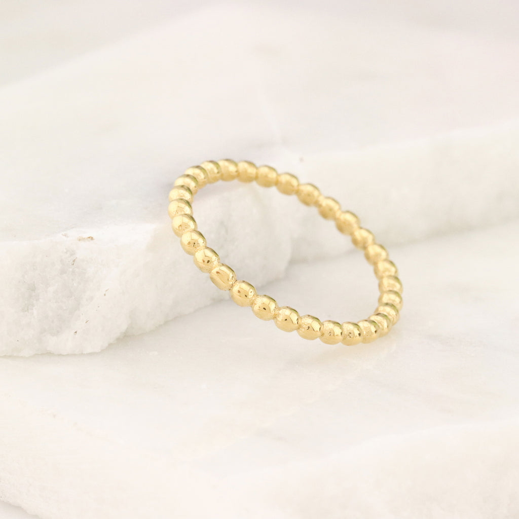 Gold Personalized Ring - Mothers Rings - Hand Stamped Ring- Stacking Ring - Name Ring - Engraved Ring - name rings