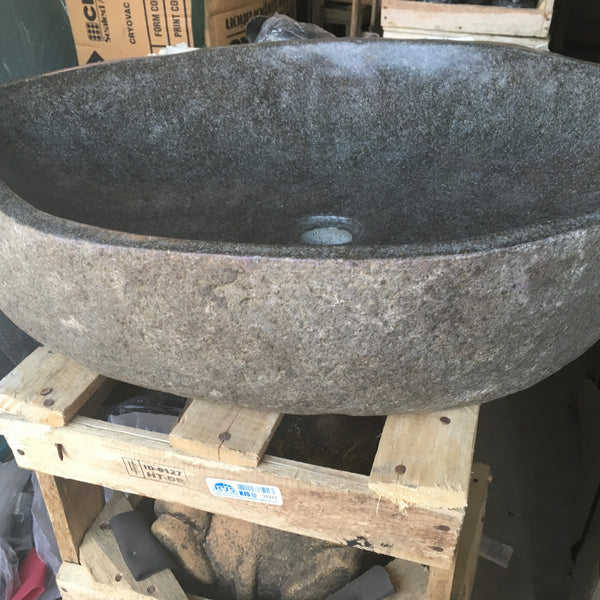 River stone Basin Large
