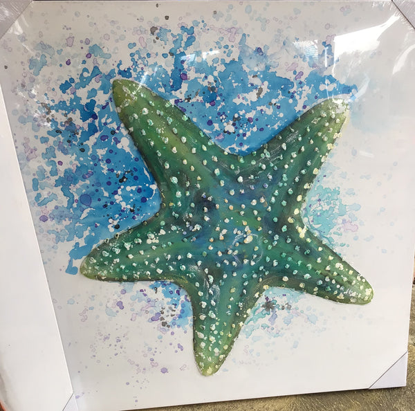 Starfish Painting