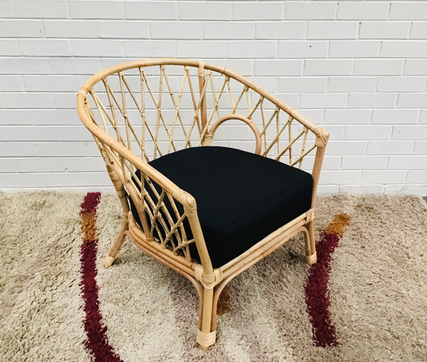 Balinese Rattan Arm Chair