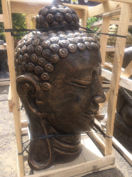 Buddha Head-Antique