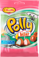 Cloetta Polly Bilar, 100g - Case of 20