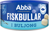 Abba Fish Balls in Bouillon, 375g - Case of 12