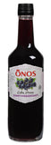 Onos Blackcurrant Syrup, 580ml - Case of 12