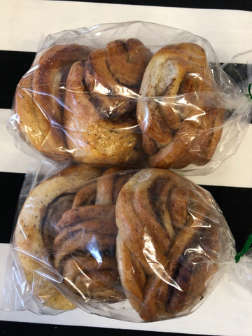 Bag of 3 Cinnamon Buns