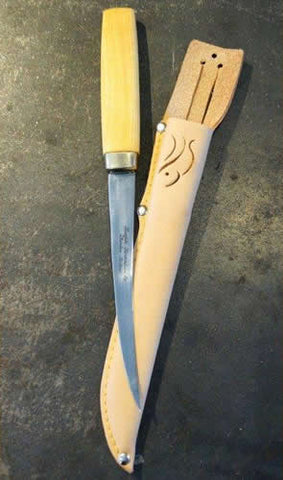 Eemeli Fillet Knife by Iisakki Jarvenpaa