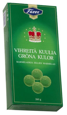 Finlandia Green Only Jellies