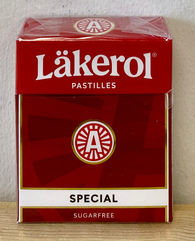 Lakerol Special Pastilles, 23g - Case of 24
