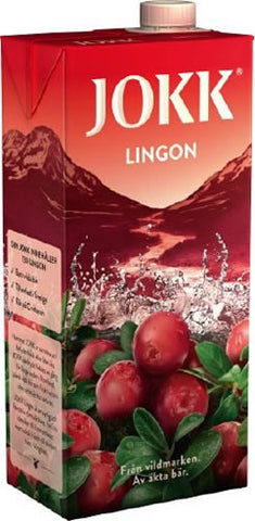 Jokk Ready-to-drink Lingonberry Drink