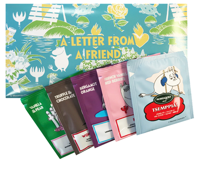 Nordqvist A Letter from a Friend Tea Gift Pouch, 8.75g