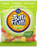Fazer Tutti Frutti, 180g/300g (Sour, Fruity Choco, Nordic Berry) - Clearance