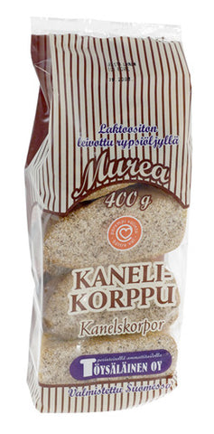 Case of Toysalainen Cinnamon Rusks