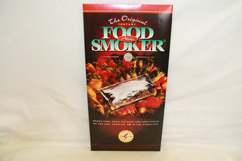 The Original Food Smoker Bag
