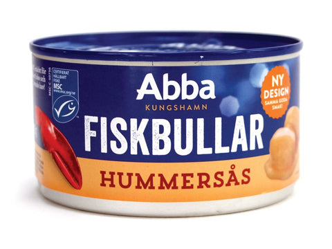 Abba Fish Balls in Lobster Sauce, 375g - Case of 12