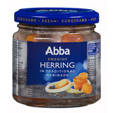 Case of Abba Herring Tidbits in Onion & Carrot