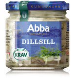 Case of Abba Herring Tidbits in Dill