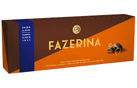Fazer Fazerina Chocolates Box, 350g - Case of 12