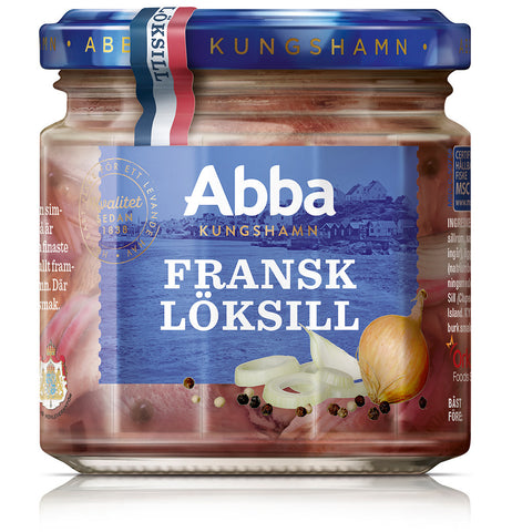 Abba French Onion Herring Tidbits