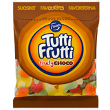 Fazer Tutti Frutti Fruity Choco, 180g - Case of 21