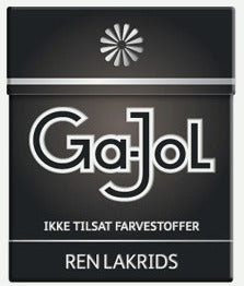 Ga-Jol Licorice Pastilles, 2/23g