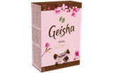 Case of Fazer Geisha Dark Chocolates 150g Box