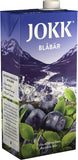 Jokk Ready-to-Drink Blueberry Drink, 1 Litre - Case of 12