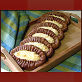 Bag of 6 Karelian Pies (riisipiirakka)