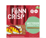 Finn Crisp Multigrain Crisp, 175g - Case of 9