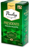 Case of Paulig Presidentti Coffee Fine Grind 500g