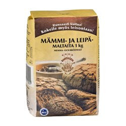 Case of Rantanen Mammi and Bread Malt