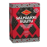 Halva Salmiakki Diamond Box, 250g - Case of 10
