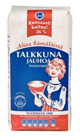 Case of Talkkuna Flour