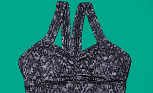 The Right Sports Bra for C and D Cups