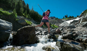 When it's hot.....stay hydrated!  by Guest Blogger: Ultra-runner Jay Bowen