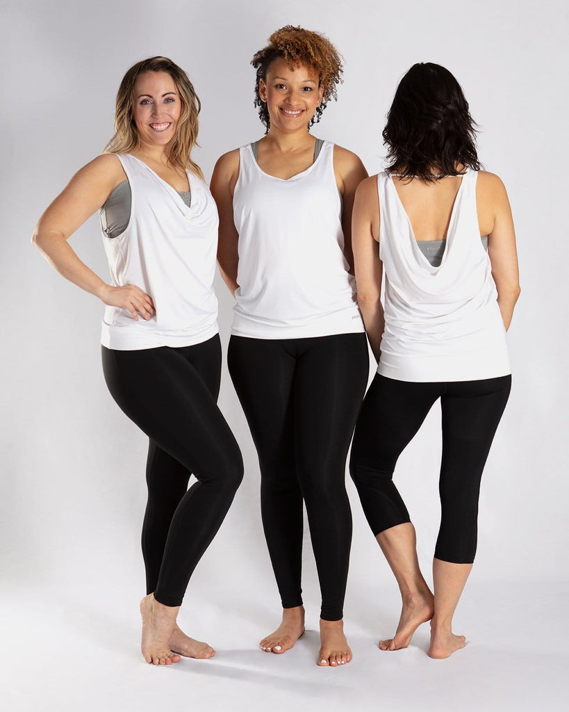Flippin' Awesome Scoop Tank – No Headlights White