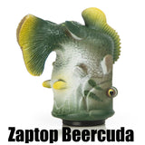 Zaptop Beercuda Fisherman's Bottle Opener - Fish Bottle Opener - Green, Zaptop, Bottle Opener, Brandlet