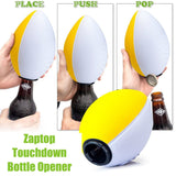 Zaptop Touchdown Football Bottle Opener, Zaptop, Bottle Opener, Brandlet