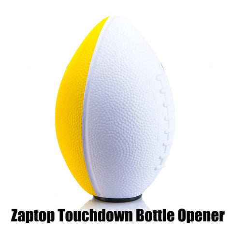 Zaptop Touchdown Football Bottle Opener - Automatic Beer Opener, Zaptop, Bottle Opener, Brandlet