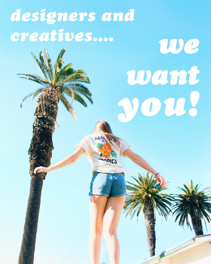 DESIGNERS AND CREATIVES - RORY LUX WANTS YOU!