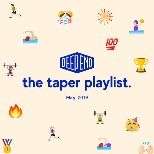 DEEP END HOT TRACKS // MAY 2019: Taper - Road to Gold🏆