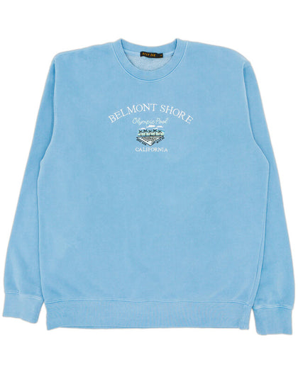 Belmont Shore Olympic Pool Crew Neck Sweatshirt