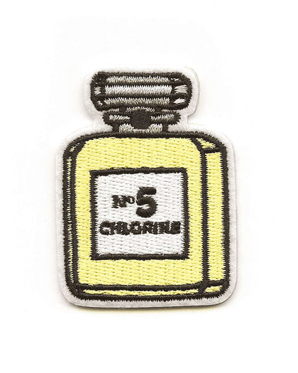 Chlorine No. 5 Swim Patch