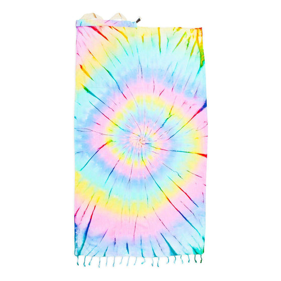 Pastel Rainbow Turkish Towel Bag - Rory Lux Apparel