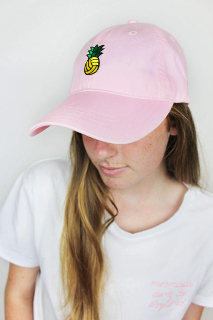 Pineapple Water Polo Dad Hat