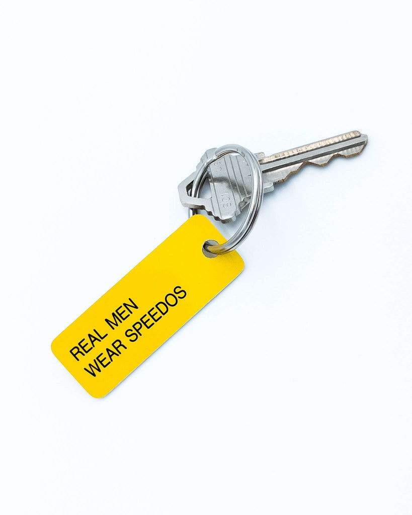 Sassy Metal Key Tags - Rory Lux Apparel