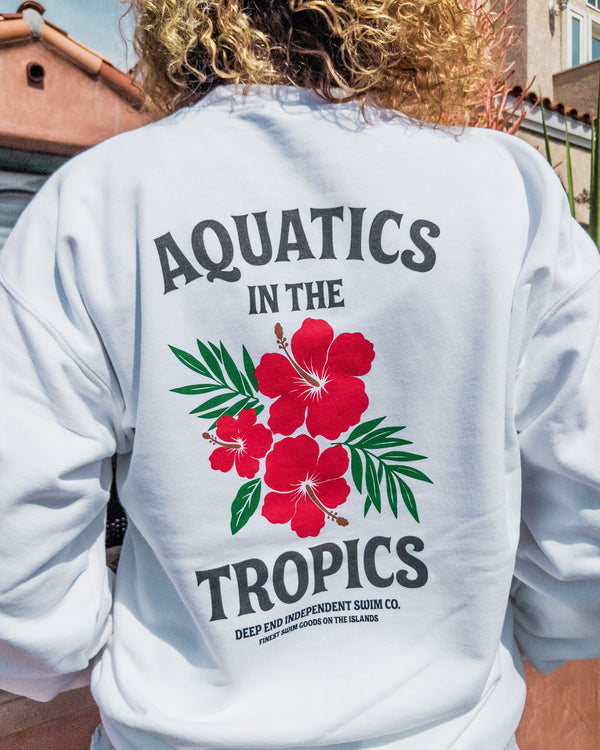 Aquatics in the Tropics Sweatshirt