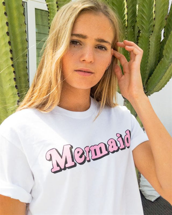 Mermaid unisex tee